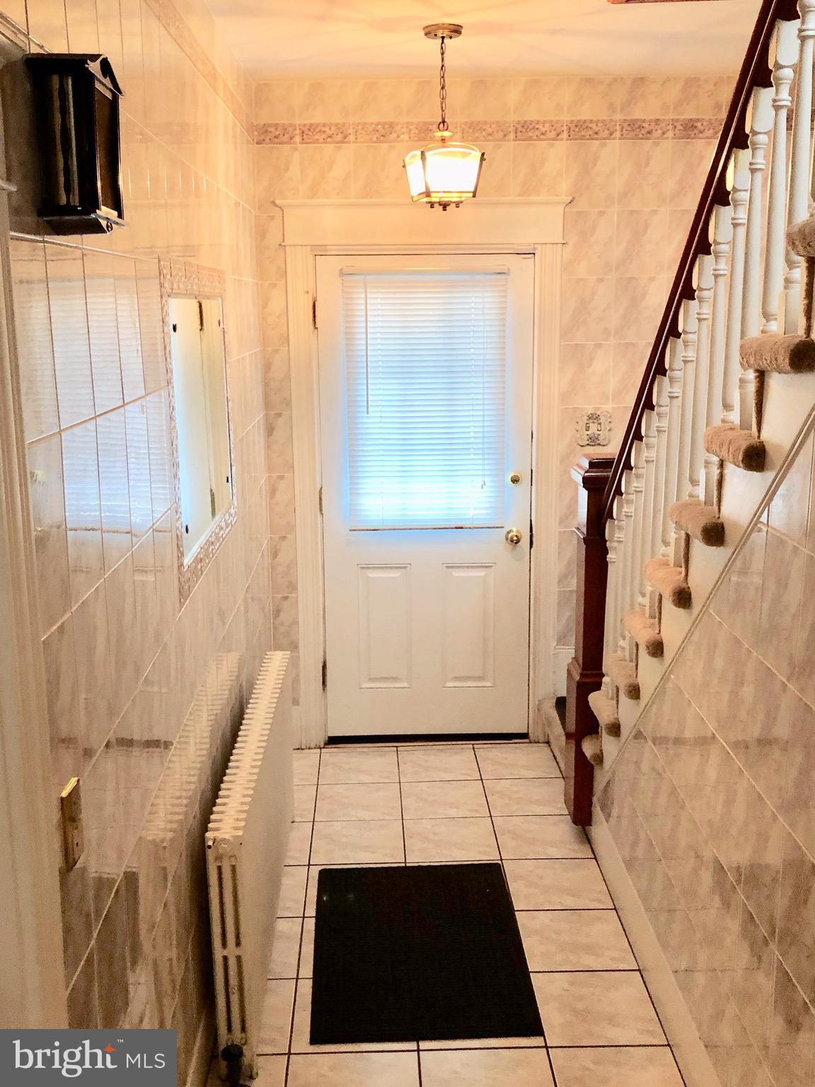 Hallway/Side Door