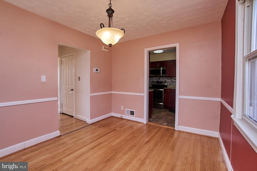 Dining room - 4106 24TH AVE, TEMPLE HILLS