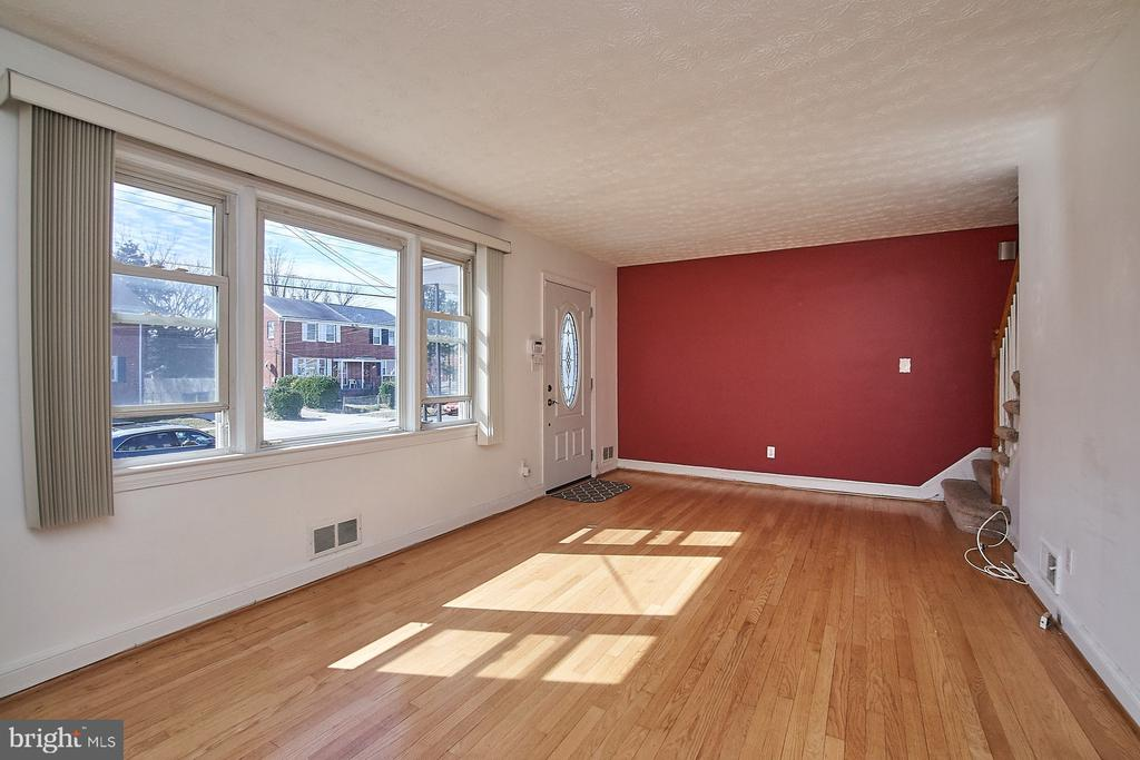Living Room - 4106 24TH AVE, TEMPLE HILLS