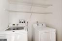 UPPER LEVEL LAUNDRY FOR EASE - 11594 NEWPORT COVE LN, RESTON