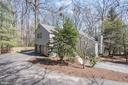 LARGE 2 CAR SIDE LOAD GARAGE W/EXTRA STORAGE SPACE - 11594 NEWPORT COVE LN, RESTON