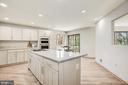 LARGE PASS THROUGH TO DINING ROOM - 11594 NEWPORT COVE LN, RESTON