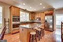 New Stainless Steel  Appliances - 26158 GLASGOW DR, CHANTILLY