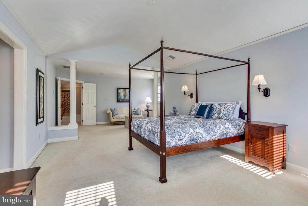 Luxurious Owner's Retreat - 26158 GLASGOW DR, CHANTILLY
