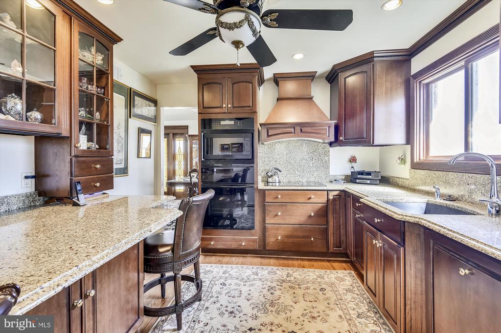 Beautiful cook's kitchen. - 4572 SHETLAND GREEN RD, ALEXANDRIA