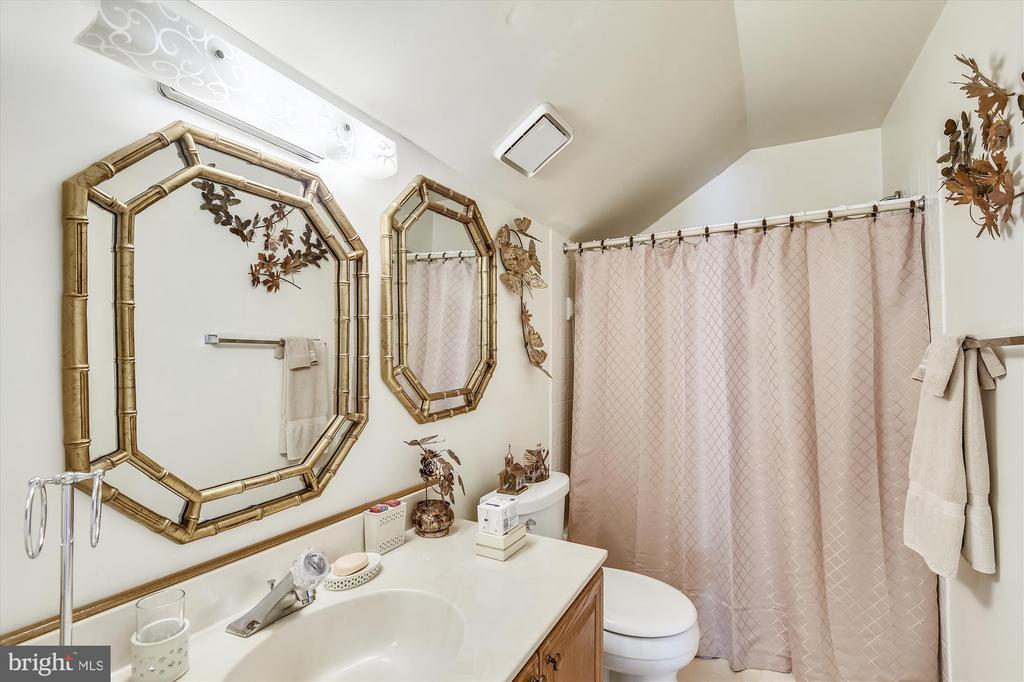 Upper Level Full Bathroom #3 - 4572 SHETLAND GREEN RD, ALEXANDRIA