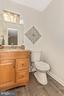 Main Level Updated Powder Room - 18862 MCFARLIN DR, GERMANTOWN
