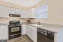 New Counter-tops and Cabinets - 18862 MCFARLIN DR, GERMANTOWN