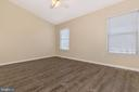 Master Bedroom With Vaulted Ceiling - 18862 MCFARLIN DR, GERMANTOWN