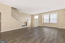Living Room with Loads of Natural Light - 18862 MCFARLIN DR, GERMANTOWN