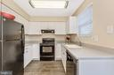Kitchen - 18862 MCFARLIN DR, GERMANTOWN