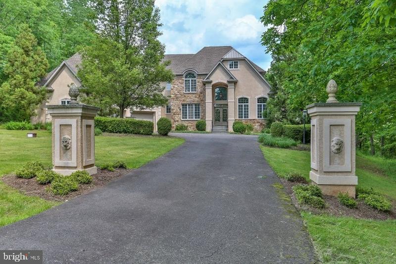 Частный односемейный дом для того Продажа на 110 DUNKARD CHURCH Road Stockton, Нью-Джерси 08559 Соединенные ШтатыВ/Около: Delaware Township