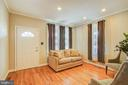 Living Room - 1305 GIRARD ST NE, WASHINGTON