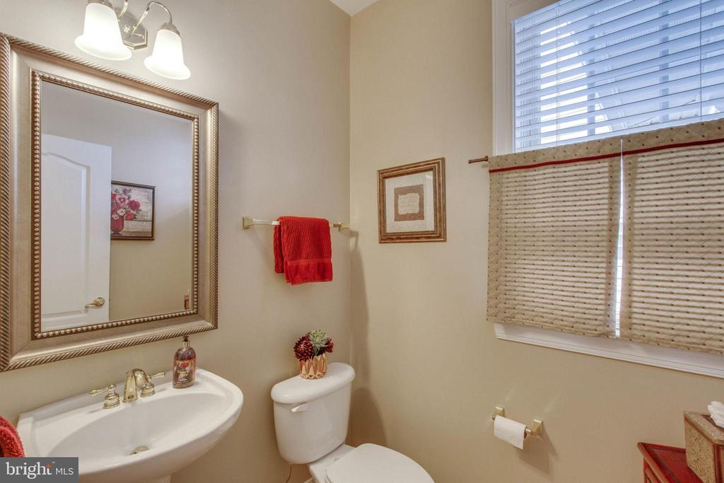 Main Level Powder Room - 42760 RIDGEWAY DR, BROADLANDS