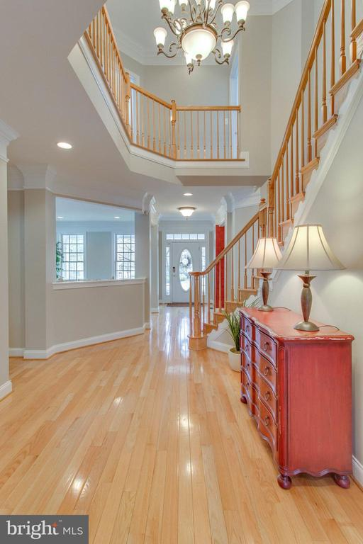 Gorgeous Entrance - 42760 RIDGEWAY DR, BROADLANDS