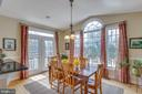 Sun Drenched sun room off of kitchen - 42760 RIDGEWAY DR, BROADLANDS