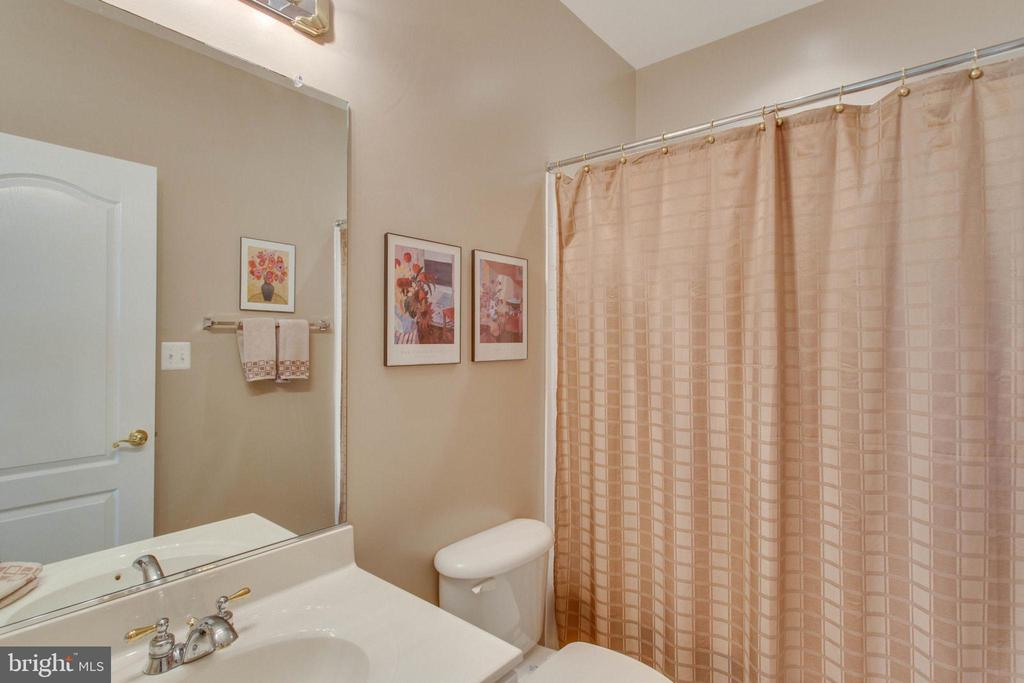 Private bathroom for princess suite in lower level - 42760 RIDGEWAY DR, BROADLANDS