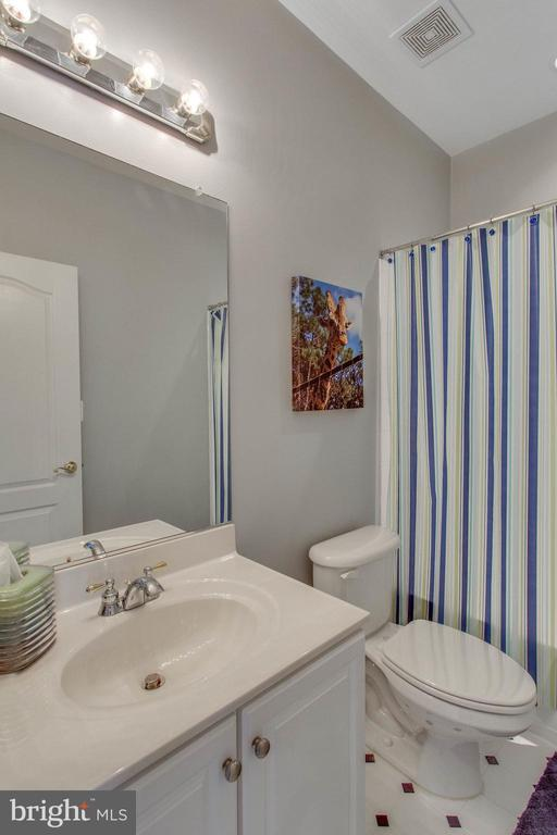 Private bathroom in 2nd Princess Suite - 42760 RIDGEWAY DR, BROADLANDS