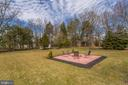 The Terrace with Firepit awaits you! - 42760 RIDGEWAY DR, BROADLANDS