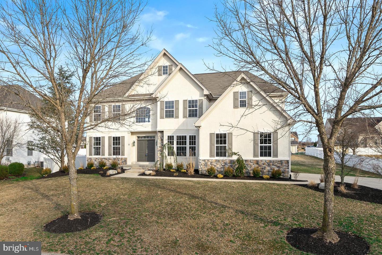 Enfamiljshus för Försäljning vid 18 JASMINE Road Lumberton, New Jersey 08048 Förenta staterna