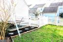 Relaxing Backyard - 42713 CENTER ST, CHANTILLY