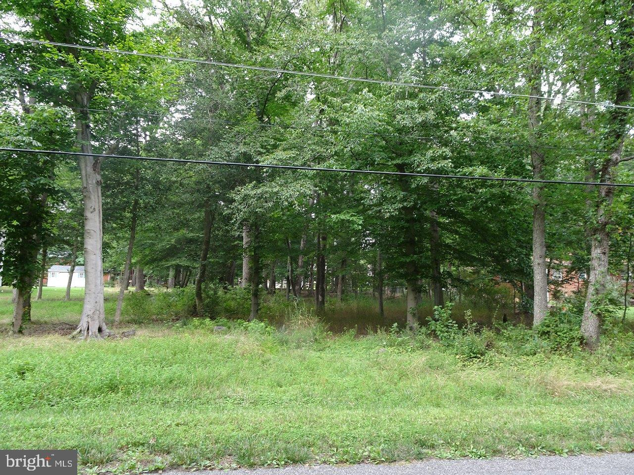 Land for Sale at 3266 Woodcox Rd 3266 Woodcox Rd Indian Head, Maryland 20640 United States