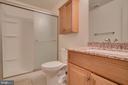 Basement Full Bath - 22 KELLY WAY, STAFFORD