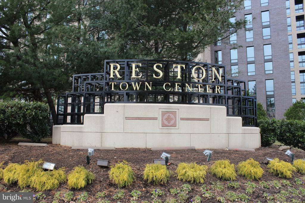 Welcome to Reston Town Center! - 12171 TRYTON WAY, RESTON