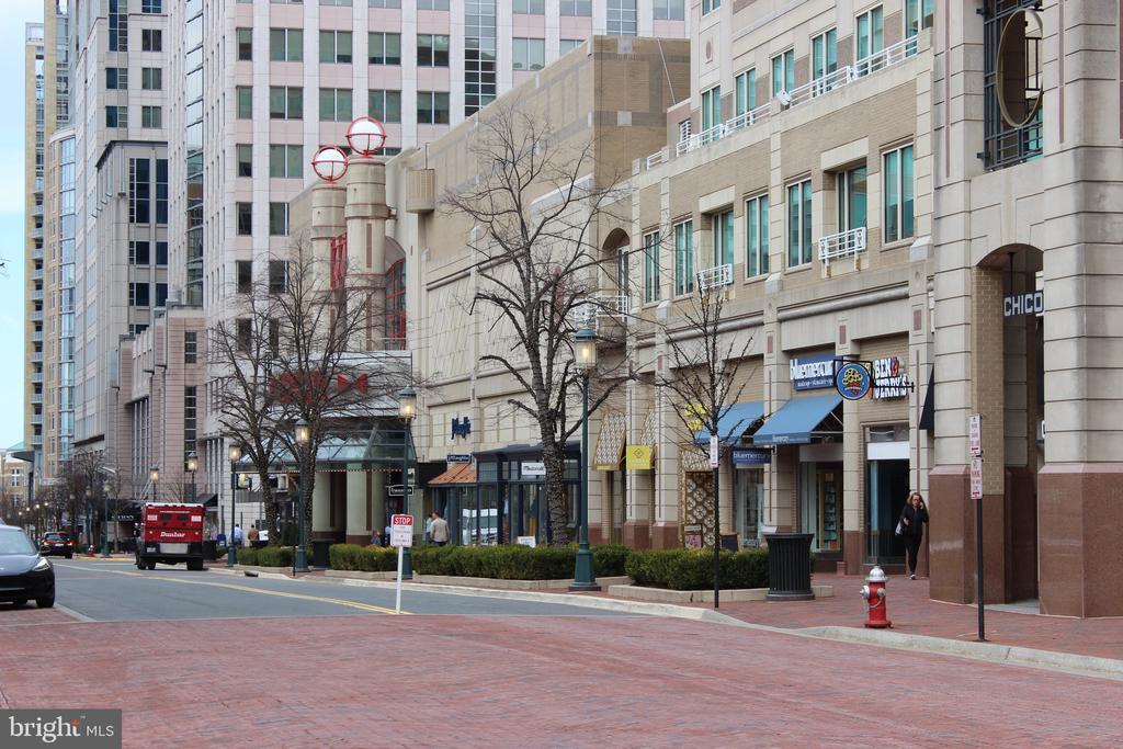 Reston Town Center shops - 12171 TRYTON WAY, RESTON