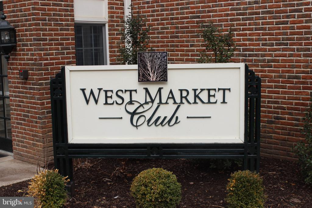 Welcome to the  West Market Club! - 12171 TRYTON WAY, RESTON
