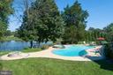 Drone - Pool & Pond View - 41244 GRENATA PRESERVE PL, LEESBURG