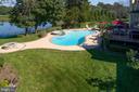 Rear Exterior - Pool & Pond View - 41244 GRENATA PRESERVE PL, LEESBURG
