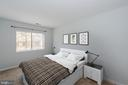 Virtual Staging Bed - 5590 VANTAGE POINT RD #6, COLUMBIA
