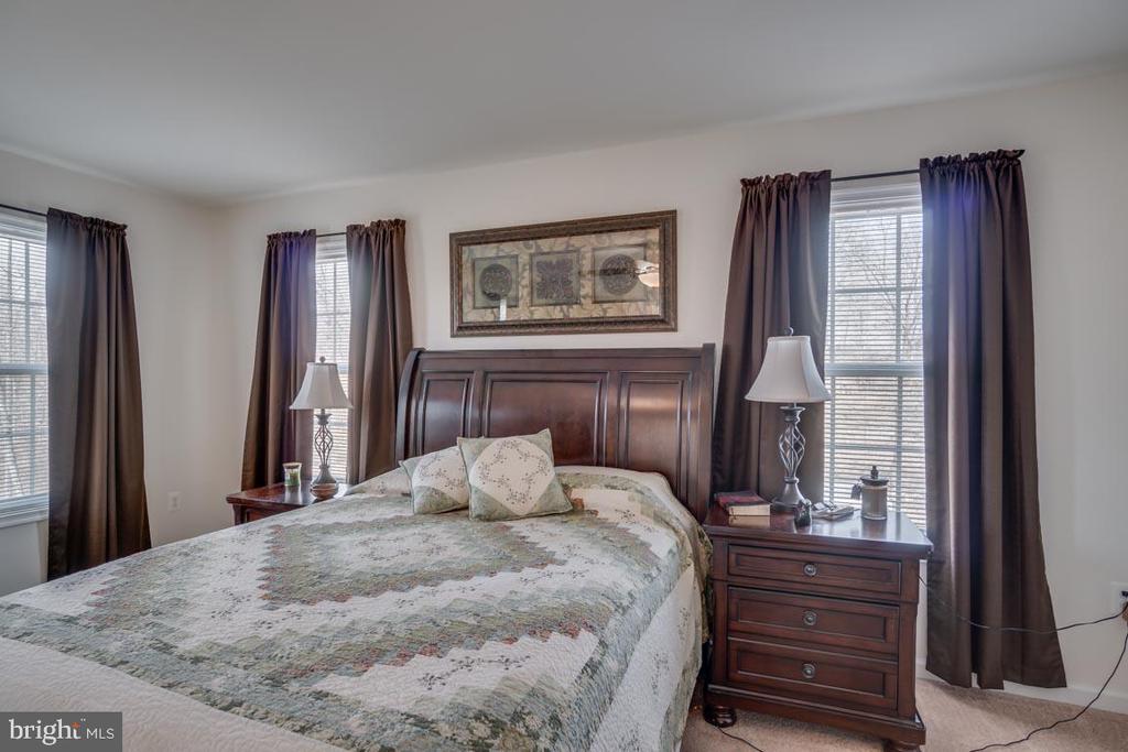 Master Bedroom - 110 COTTAGE OAK DR, STAFFORD