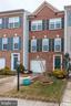 3-floor home offers spacious interiors - 6393 HAWK VIEW LN, ALEXANDRIA