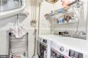 Upgraded Washer and Dryer Machines - 6393 HAWK VIEW LN, ALEXANDRIA
