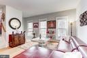 Formal Living Room - 6393 HAWK VIEW LN, ALEXANDRIA