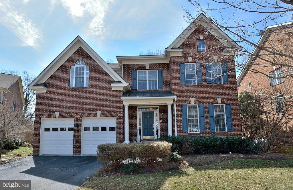 2904  TOURMALINE WAY, Fairfax, Virginia