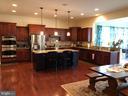 Kitchen View - 6 SCARLET FLAX CT, STAFFORD