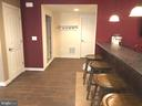 Plenty of seating at bar. - 6 SCARLET FLAX CT, STAFFORD