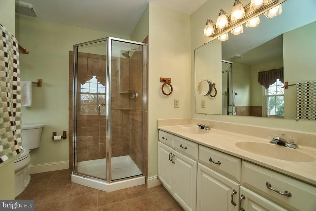 Updated Master Bathroom - 5537 BELLE POND DR, CENTREVILLE