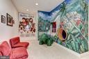 3 level indoor playground by Little Tikes. - 6910 SCENIC POINTE PL, MANASSAS
