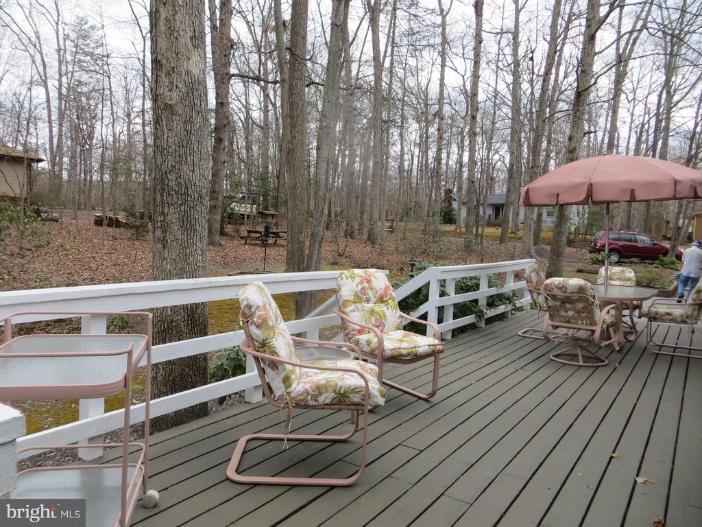 Deck View 2 - 200 HAPPY CREEK RD, LOCUST GROVE