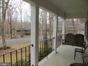 View from front porch  into the neighborhood - 200 HAPPY CREEK RD, LOCUST GROVE