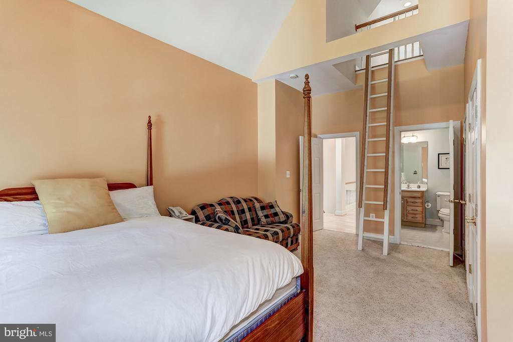 Bedroom suite 1 - 6910 SCENIC POINTE PL, MANASSAS