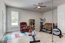 Work out area - 6910 SCENIC POINTE PL, MANASSAS