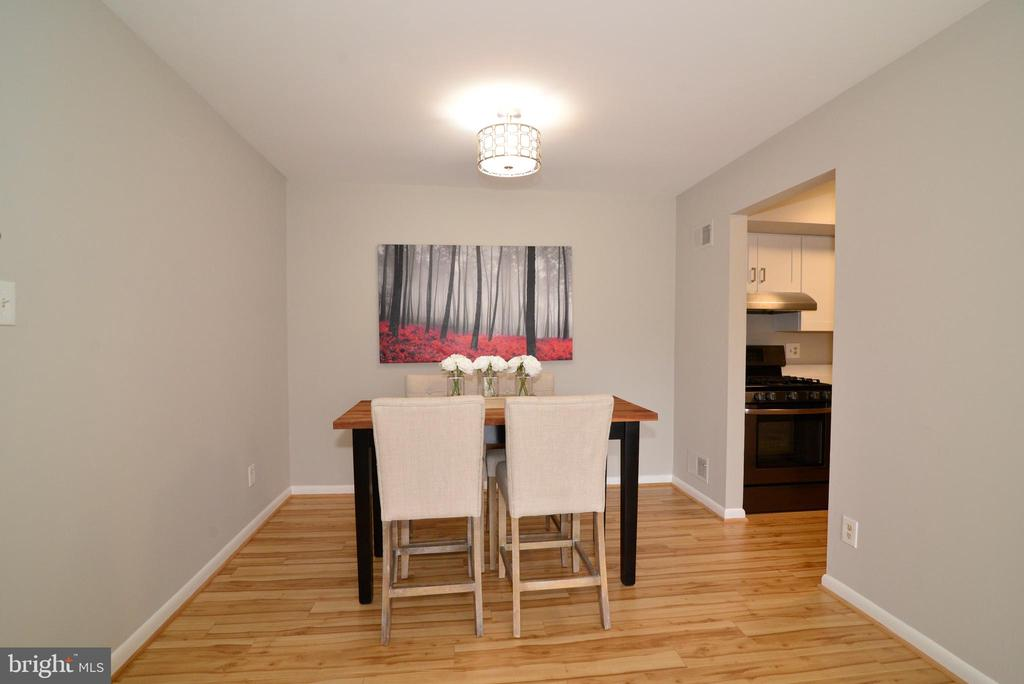 Dining Room. - 11623 VANTAGE HILL RD #1A, RESTON