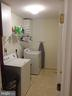 Upstairs Laundry Room 2 - 36 FLETCHER DR, FREDERICKSBURG