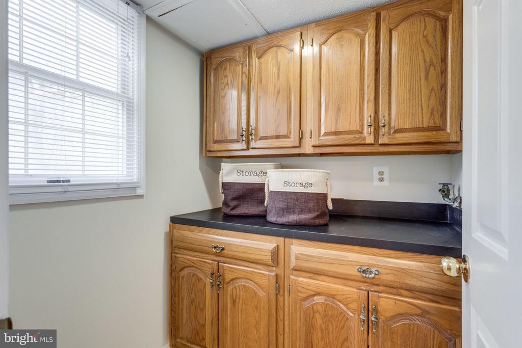 Extra storage /preparing room  next to the kitchen - 6536 NOVAK WOODS CT, BURKE