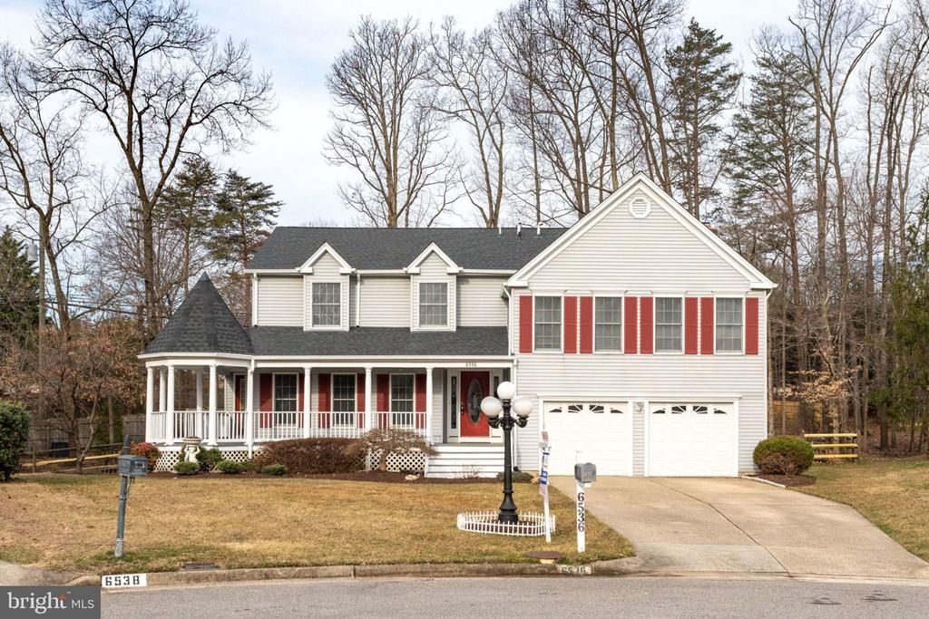 6536  NOVAK WOODS COURT, Burke, Virginia